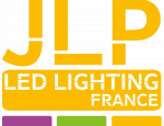 JLP Led Lighting logo vecto
