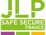 JLP Safe Secure Logo vecto